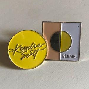 Kendra Scott Enamel Pin Set